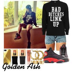 Bad Bitches Link Up, created by fashionsetstyler on Polyvore