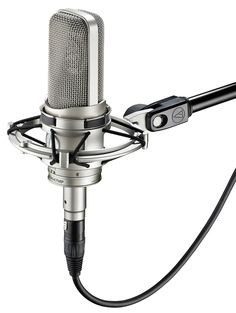 Audio-Technica have added multiple polar patterns to one of their already successful designs, bringing increased versatility in the studio. Recording Studio Home, Vintage Microphone, Audio Equipment, Audiophile, Karaoke, Acoustic, Videos, Pattern, Ebay