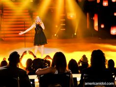 "Hollie Cavanagh performs ""All The Man That I Need"" by Whitney Houston."
