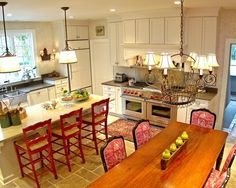 Kitchen 8 Seat Dining Table Design, Pictures, Remodel, Decor and Ideas - page 15