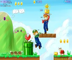 N. America Bro's <<<((Look at the Goombahs and the Turtles Do you see what I see?))