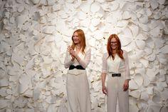 #fashion #fashionweek #berlinfashionweek #berlin #woman #fashionwoman #women Berlin Fashion, Alexander Mcqueen, Wedding Dresses, Womens Fashion, January 14, Woman, Bride Dresses, Bridal Gowns, Weeding Dresses