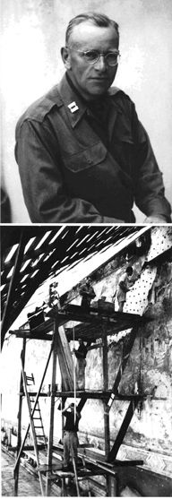 Biographies of the Monuments Men Deane Keller
