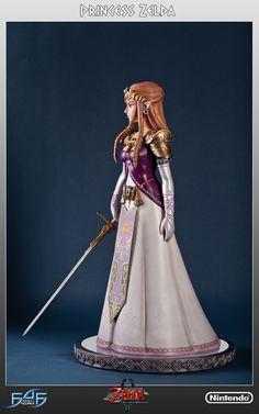 Zelda Figur - Hadesflamme - Merchandise - Onlineshop für alles was das (Fan) Herz begehrt!