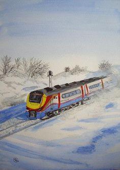 Class 222 West Midlands