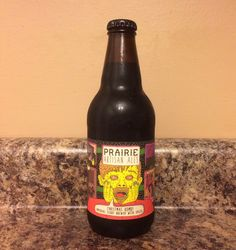 Prairie Ales - Christmas Bomb Craft Beer Stout