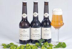 """Bierspezialitäten aus dem Mühlviertel - Die drei Mühlviertler """"Bierviertel"""" -Brauereien präsentierten drei Craft-Biere, die sich besonders durch ihren dichten Hopfengeschmack auszeichnen. Mehr dazu hier: http://www.nachrichten.at/freizeit/essen_trinken/Bierspezialitaeten-aus-dem-Muehlviertel;art115,1477470 (Bild: Kirschner)"""