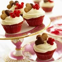 red velvet cupcakes - Google Search