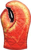 Boston Warehouse Lobster Claw Oven Mitt, Quilted Cotton, Designed for Light Duty for sale online Kitchen Oven, Kitchen Tools, Kitchen Gadgets, Kitchen Dining, Kitchen Stuff, Kitchen Things, Kitchen Decor, Lemon Kitchen, Kitchen Sale