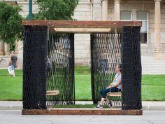 Galería de Porche de despliegue de Smocked / Substance Architecture - 1