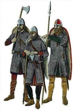 Normans or very late vikings