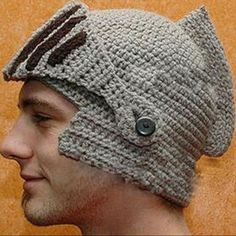 $5.93 (Buy here: https://alitems.com/g/1e8d114494ebda23ff8b16525dc3e8/?i=5&ulp=https%3A%2F%2Fwww.aliexpress.com%2Fitem%2FFashion-Keep-Warm-Men-Unisex-Roman-Knight-Helmet-Caps-Cool-Handmade-Knit-Ski-Hat-Winter-Hats%2F32717029776.html ) Fashion Keep Warm Men Unisex Roman Knight Helmet Caps Cool Handmade Knit Ski Hat Winter Hats Gorro Funny Party Ski Mask Beanies for just $5.93