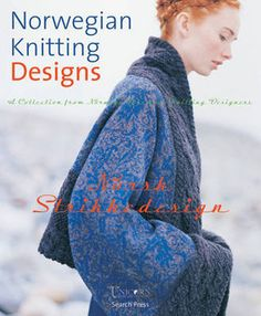 "Pattern Books knitting patterns, Norwegian Knitting Designs by Margaretha Finseth. Design: ""The Season of Darkness and Winter Lights"" by Margaretha Finseth Vogue Knitting, Knitting Books, Knitting Projects, Knitting Patterns, Crochet Books, Norwegian Knitting Designs, Scandinavian Pattern, Scandinavian Design, Knitting Magazine"