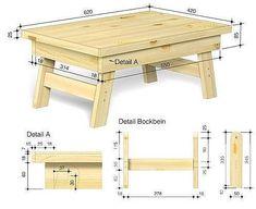 Столик для завтрака своими руками | OK.RU Diy Your Furniture, Diy Outdoor Furniture, Pallet Furniture, Easy Wood Projects, Easy Woodworking Projects, Woodworking Furniture, Bed Tray, Ottoman Tray, Table Plans
