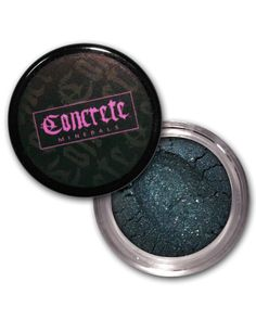 Kinky Mineral Eyeshadow Concrete Minerals. Get the look you've always wanted and match your makeup to your outfit everyday no matter what look you feel like rocking. Add to that the choice between mineral colouring or matte finish and you'll never find yourself stuck without the right makeup again. Concrete Minerals products are all animal cruelty free and easy on your skin so you can wear your make up proudly and safely every single day.