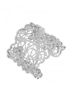Chopard  Ослепительный браслет-манжета