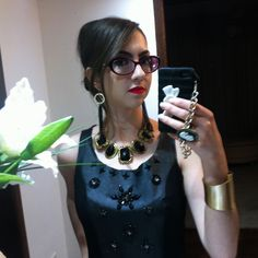 Selfie - Manu Luize - Look do dia para festa