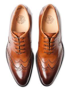 Classic Wingtips #Men #shoes