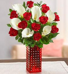 her favorite flower  somthing i will send her over and over. she deserve a million of both. for the way i feel about her