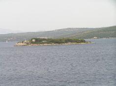 Croacia-Ferry Split a Hvar.