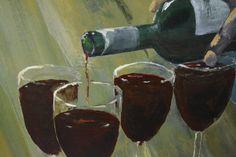 Wijn voor De Broodeters.