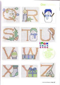 Gallery.ru / Фото #6 - Cross Stitch Crazy 132 - WhiteAngel