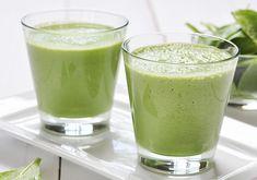A Green Vanilla Shake