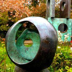 Barbra Hepworth Museum St Ives - own photo.