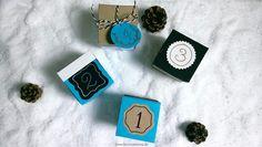 Türchen Nr. 1 – DIY 15 Minuten Adventsboxen | Der Schlüssel zum Glück | Interior Design für Jedermann
