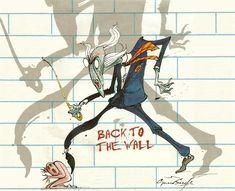 dibujos the wall - Buscar con Google