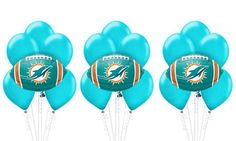 NFL Miami Dolphins Party Supplies - Party City