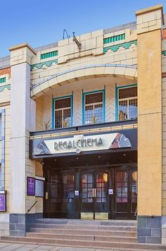 My local cinema -- The Regal Cinema, Melton Mowbray | 21 Stylish Cinemas You Must Visit Before You Die