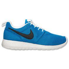 Boys' Grade School Nike Roshe Run Casual Shoes