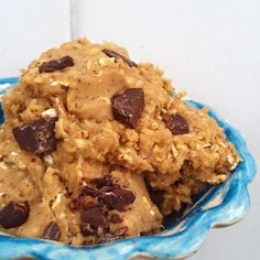 Jullie werden wild! Wat natuurlijk volkomen begrijpelijk is toen je deze Speculaas Cookie Dough zag. Vandaag deel ik het ubermakkelijke…