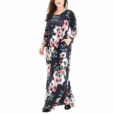8528bc2953d Noroomaknet - Noroomaknet Long Maxi Dreses for Women Plus Size