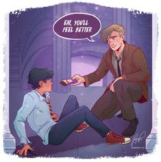 Expecto Patronum lesson with Remus Lupin by dangerjazz