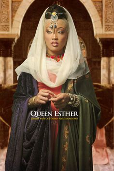 Photo Series Recreates 70 Biblical Figures Using People of Color - BGLH Marketplace Afro, Black Queen, Blacks In The Bible, Kings & Queens, Using People, Queen Esther, Black Royalty, African Royalty, Biblical Art