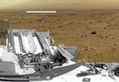 The Mars Curiosity rover is hitting the road again on the Red Planet. http://cnet.co/150qeDy