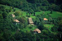 Uza Valley, Trascău Mountains