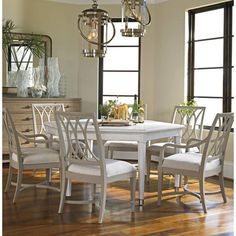 Found It At Wayfair Supply  Garrett Dining Table  New House Mesmerizing Stanley Dining Room Set Design Ideas