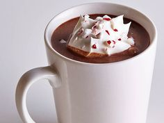 Peppermint Hot Cocoa Recipe : Food Network Kitchen : Food Network - FoodNetwork.com