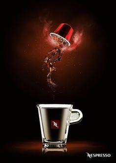 ¡Buenos días, Viernes! :) #Anuncio de #Publicidad de Nespresso.