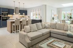 Lower Road, Fetcham, Surrey by Cala Homes
