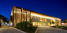 Centro de Congresos de Trípoli / Tabanlıoğlu Architects