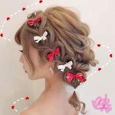 Decor - Just another WordPress site Cute Hair Colors, Hair Dye Colors, Cool Hair Color, Kawaii Hairstyles, Pretty Hairstyles, Wig Hairstyles, Kawaii Wigs, Lolita Hair, Hair Upstyles