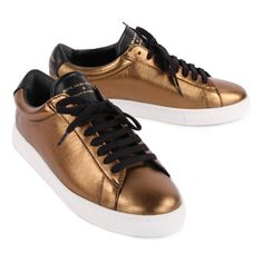 Iridescent Leather ZSP4 APLA Trainers-product