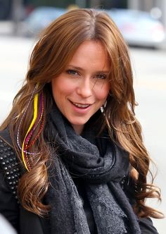 "feather lock extensions | Trendspotting Feather Hair Extension ""IT"" Accessory « New York ..."
