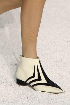 Spring 2012 Paris Fashion Week Shoes
