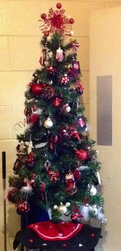 My Disney tree <3 Great job, Ally!