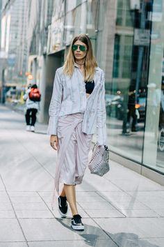 PE2017 street style new york fashion week printemps ete 2017 113